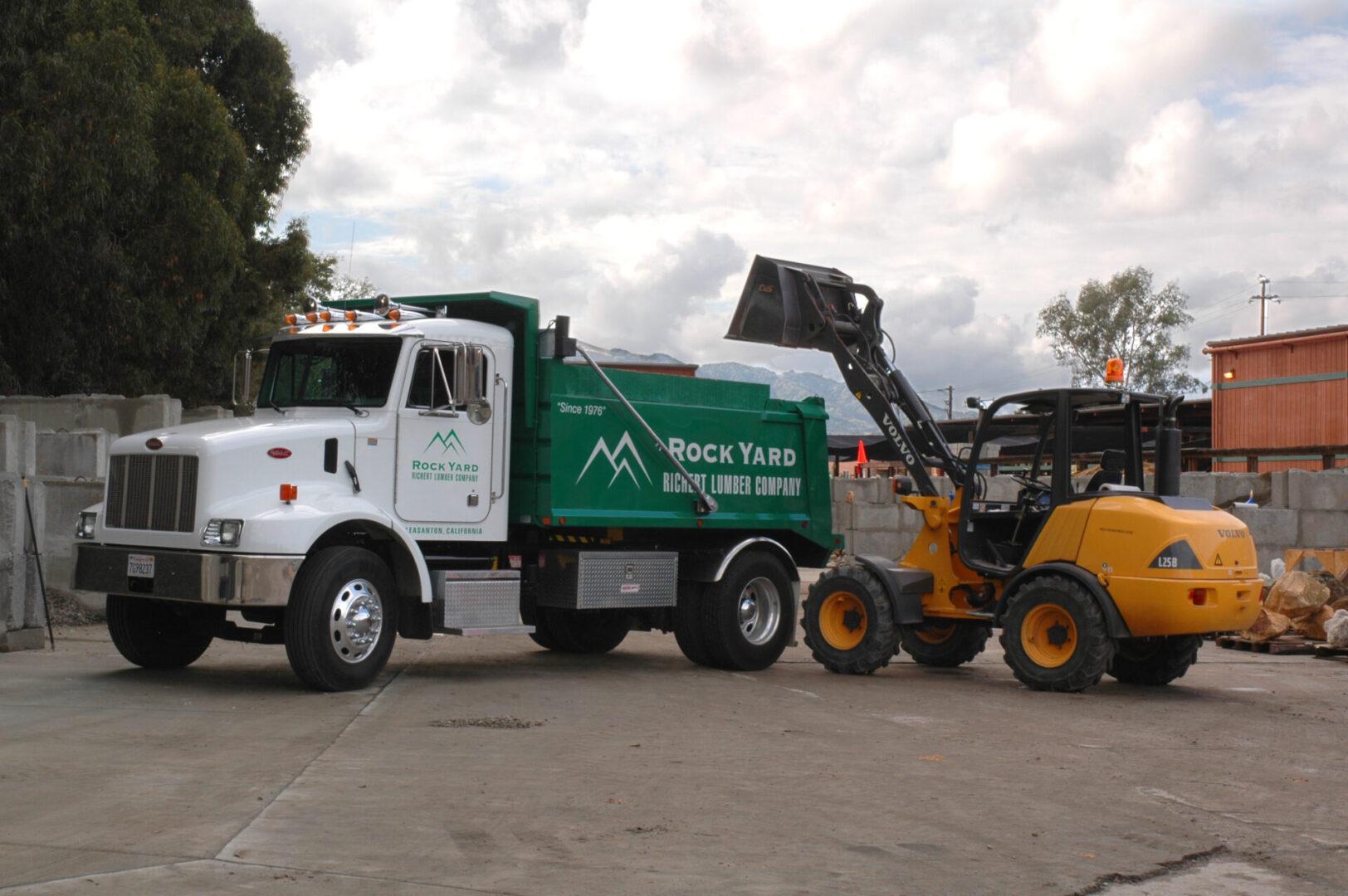 bulk truck