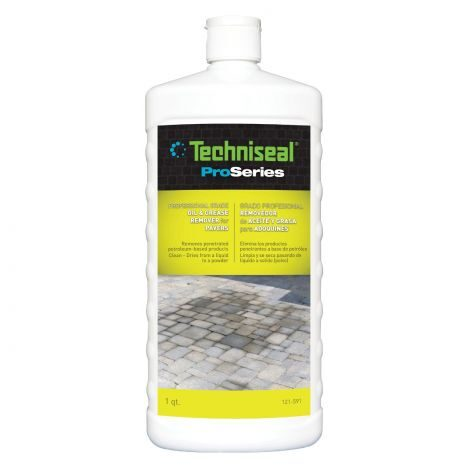 OIL AND GREASE STAIN REMOVER
